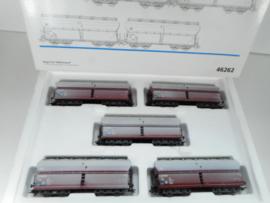Märklin 46262 Wagenset kalktransport DB