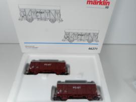 Märklin 46271 PTT goederenwagenset NS