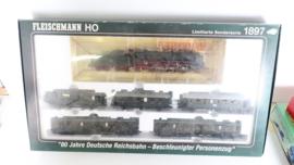 Fleischmann 1897 digitale treinset Met BR 39 Sound
