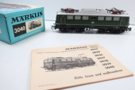 Märklin 3040 E-locomotief E10 DB