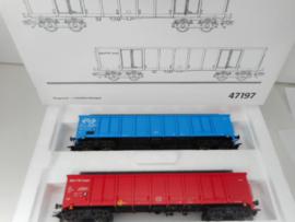 Märklin 47197 Set hoogboordwagens NS