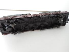 Märklin 46961 4Mfor laageboordwagen met 2 Fennek pantzerwagens Nederl: