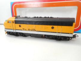 Märklin 3062 Amerikaanse diesellok F7 Rio Grande