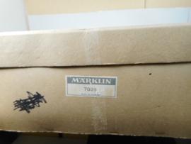 Märklin 7028 metalen ringloods in originele verpakking