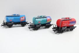 Märklin 46423 tankwagenset Henkel