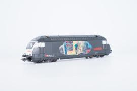Märklin 3451 Digitale E-locomotief BR460 Heizerlok SBB