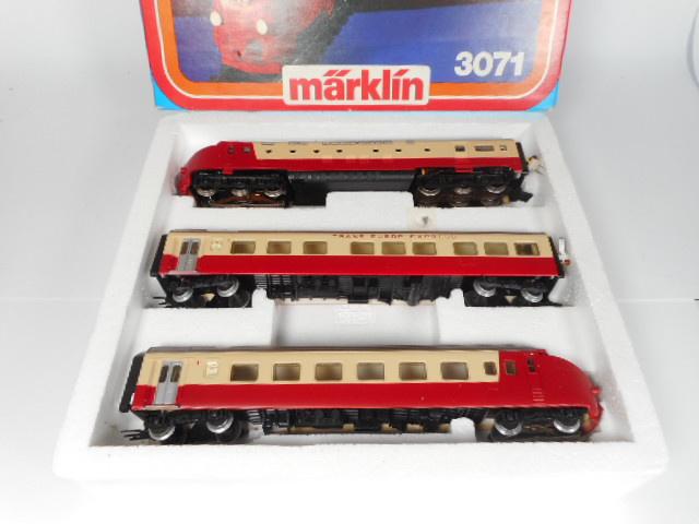 Marklin 3071 TEE RAM SBB
