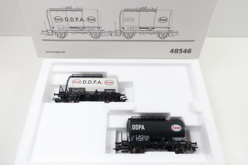 Märklin 48546 KetelwagensetDPa  Esso