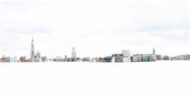 skyline Antwerp