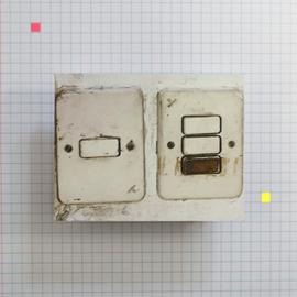 light button Milaan