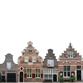 dutch houses small
