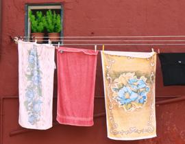 towels Burano