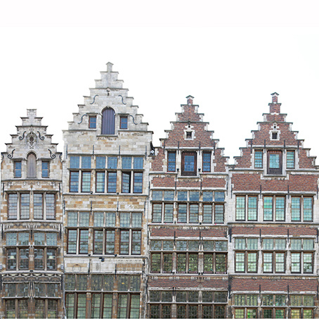 guild houses Antwerp