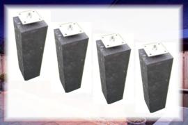 Aanbieding betonpoeren