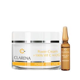 Power Cream +100% VIT C AA2G TM (50ml)