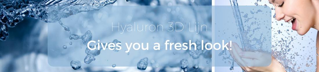 Hyaluron 3D Lijn
