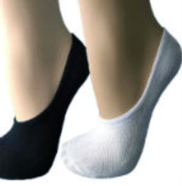 Invisible voetjes met siliconenstrip