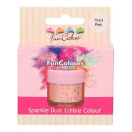 Funcakes dust pearl pink