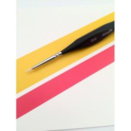 Professioneel penseel fijn (0) Dekofee