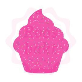 Cupcake uitsteker 8cm