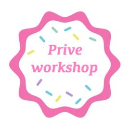 Prive workshop 18 november 1-3 deelnemers