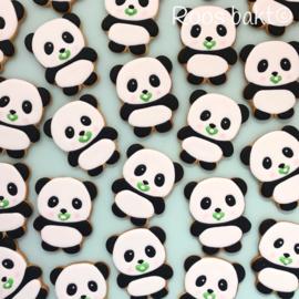 (Panda)beer uitsteker 10cm
