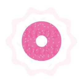 mini donut uitsteker 5cm
