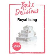 Royal Icing 500 gram Bake Delicious