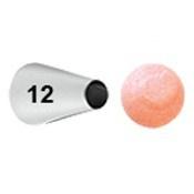 Wilton Spuitmondje 12 voor Macarons of Meringues