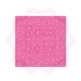 Vierkant uitsteker 4,5,6,7,8,9 en 10 cm