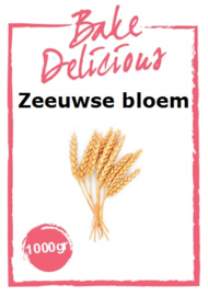 Zeeuwse Bloem 1000 gram Bake Delicious