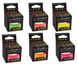Scrapcooking Neon kleurpoeder voor Macarons, Meringues etc