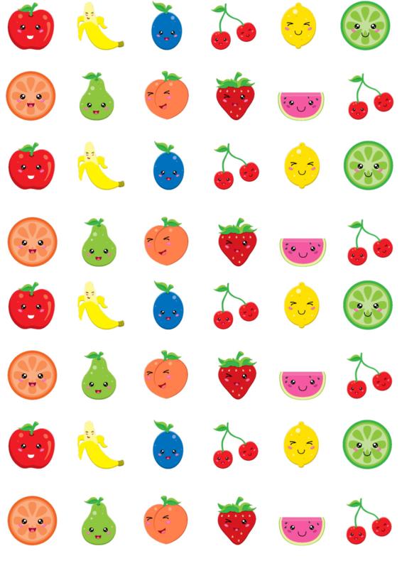 Fruit Kawaii