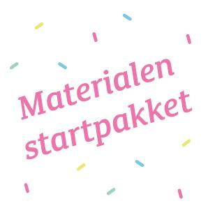 Decoreer tools startpakket