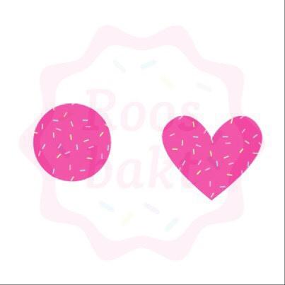 Mini uitstekers voor bij de Love&Peace kaarten