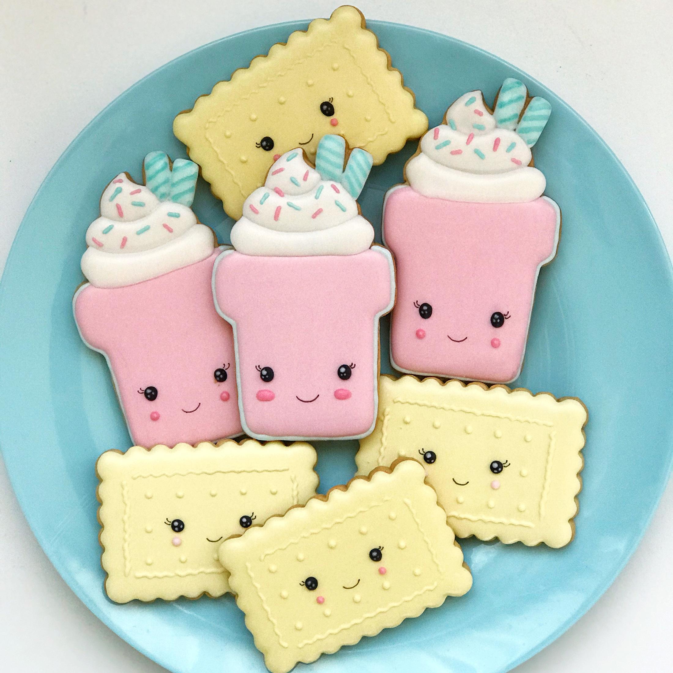 Cookies & Milkshake