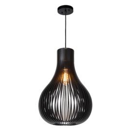 Hanglamp Zita M - Zwart