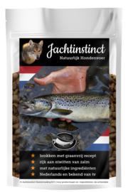 Jachtinstinct Dierenvoeding | Hondenbrokken Zalm Graanvrij | 0% BTW