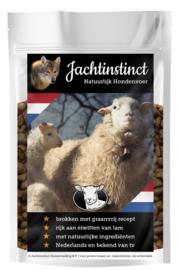 Jachtinstinct Dierenvoeding | Hondenbrokken Lam Graanvrij | 0% BTW