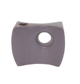 UNC - Vase Ikebana purple ash