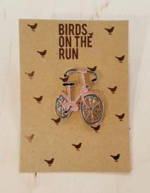 Birds On The Run - Pin Bike