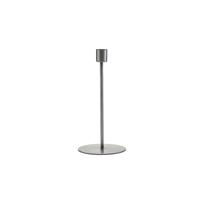 House Doctor - Candle Stand - Anit - Iron