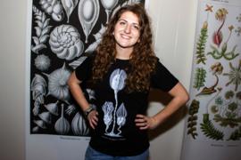 Haeckel T-Shirt: Cystoidea