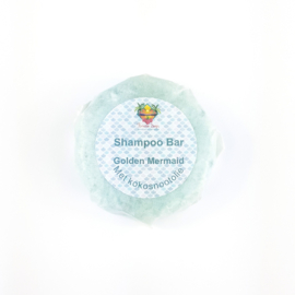 Shampoo Bar Golden Mermaid