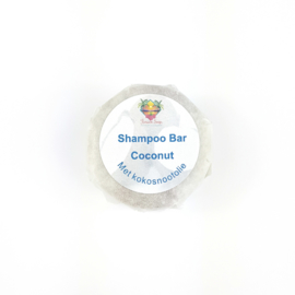 Shampoo Bar Coconut
