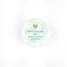 Shampoo Bar Moroccan Mint & Eucalyptus