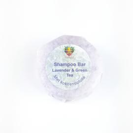 Shampoo Bar Lavender & Green Tea