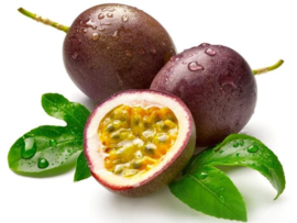 Vegan Lippenbalsem Passion Fruit & Rose