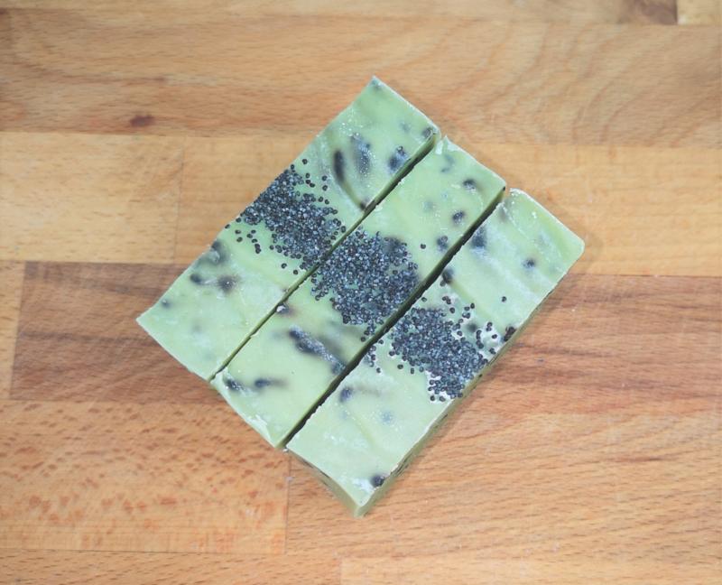 Vegan zeep Marokkaanse munt & eucalyptus