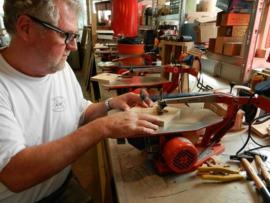 inschrijven workshop figuurzaagtechniek